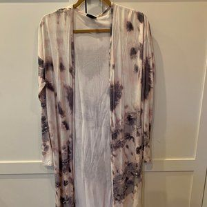 Mossimo Tie Dye Duster